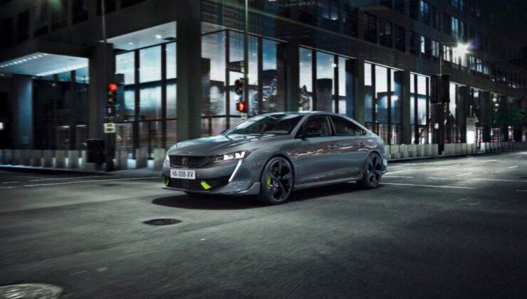 508 Peugeot Sport Engineered'ın reklam yüzü Novak Djokovic oldu