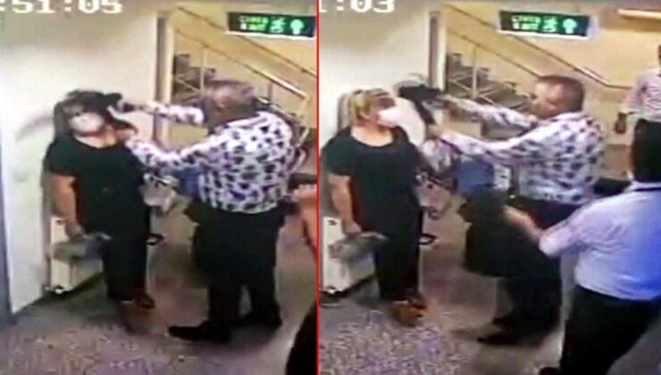 Banka müdürü, kadın çalışanının kafasına silah dayayıp, tehdit etti! Avukatı, kan donduran olayın şakadan ibaret olduğunu söyledi