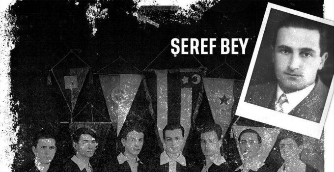 Beşiktaş, Şeref Beyi vefatının 88. yılında unutmadı!