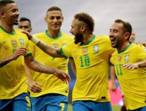 Copa America   Brezilya – Venezuela maç sonucu: 3-0