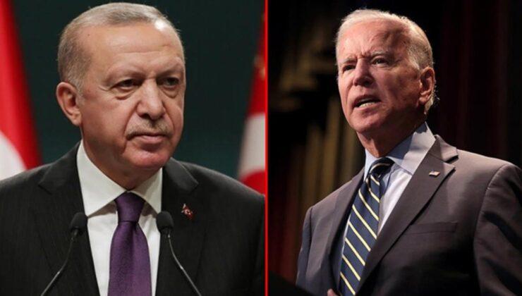 Erdoğan'la yapacağı görüşme öncesi ABD'den Biden'a skandal çağrı: Gordion düğümünü kesmeli