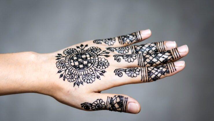 Hint kınası modelleri! Resimli hint kınası desenleri! Yeni dövme modası, en güzel beyaz Hint kınası dövme modelleri!