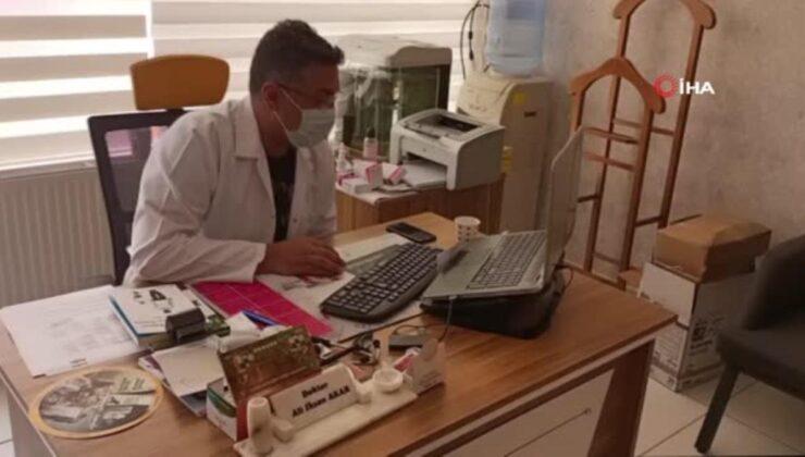 Kırşehir'de Aile Sağlığı Merkezleri'nde Biontech aşıları uygulanmaya başlandı