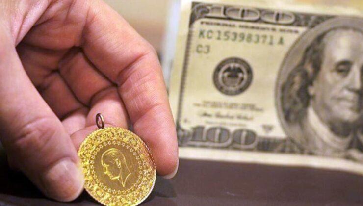 Piyasalarda hızlı düşüş! Dolar 8,32'ye, gram altın 507 liraya geriledi