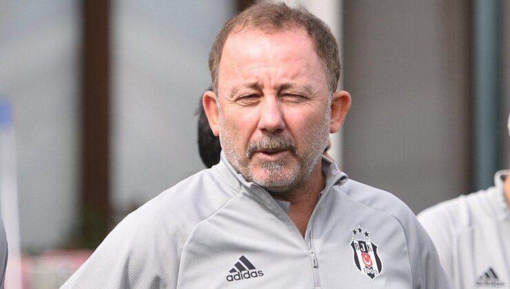 Rıdvan Dilmenden flaş açıklama! Sergen Yalçın Beşiktaşta kalacak…