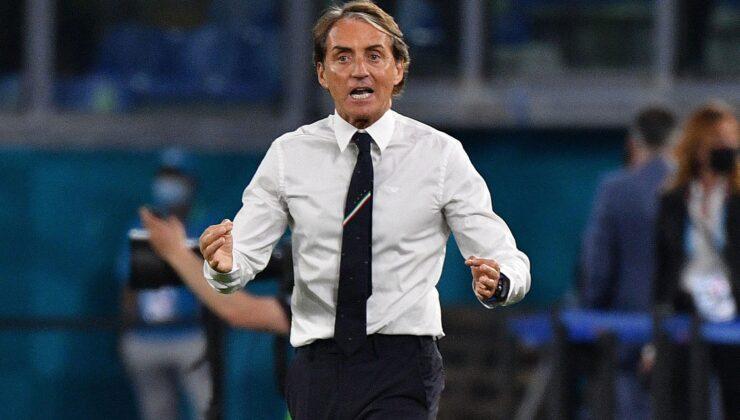 Roberto Mancini: Türkiyeye opsiyon bırakmadık, pozisyon vermedik
