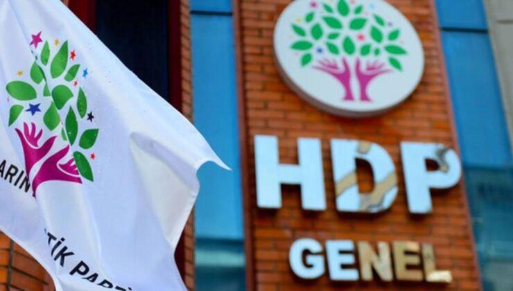 Son Dakika! 843 sayfalık HDP iddianamesiyle ilgili konuşan Başsavcı Şahin: 451 kişi hakkında siyasi yasak isteniyor