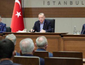 Son Dakika! Erdoğan'dan Biden'la yapacağı görüşmeye ilişkin açıklama: İnşallah 24 Nisan'ı unutturacak adımlar atarız