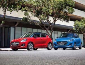 Suzuki Swift Hibrit'e düz vites seçeneği