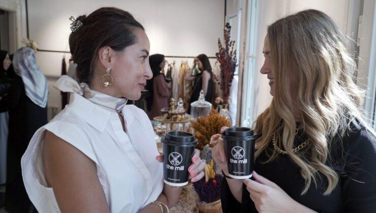 The Mill Coffee, Qras Lansmanına kahve sponsoru oldu