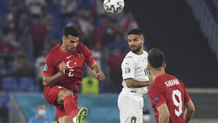 Türkiye – İtalya EURO 2020 maçında tribünlerde 16 bin taraftar