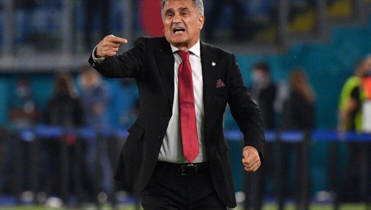 Türkiye – İtalya maçı   Şenol Güneş ilk 11i bozmadı!