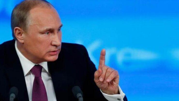 Ukrayna'nın NATO'ya üye olma ihtimali Putin'i kızdırdı: Sert konuşmak istemiyorum ancak çıkarlarımızı çiğnediler