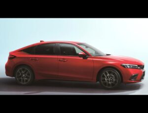 Yenilenen Honda Civic HB sadece hibrit seçenekle sunulacak
