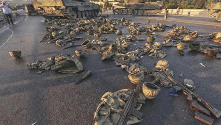 15 Temmuz gecesi kaybolan silahlarla ilgili iddialara AK Parti'den ilk yanıt: İyi niyetli görmek mümkün değil
