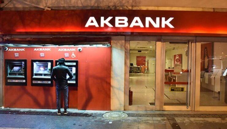 Akbank'tan müşterilerine gönül alma hediyesi: 31 Temmuz'a kadar para transferi, para çekme ve yatırma ücretsiz