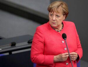 Almanya Başbakanı Merkel: Türkiye'nin AB'ye üye olabileceğini sanmıyorum