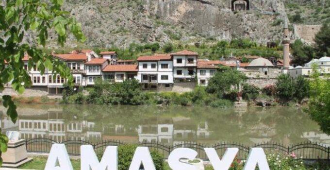 AMASYA'DA AŞIDA 'MAVİ KATEGORİ' SEVİNCİ