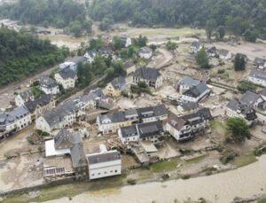 Avrupa'yı vuran sel felaketinde ölü sayısı 196 oldu! İhmal iddiası Almanya ve Belçika'yı karıştırdı