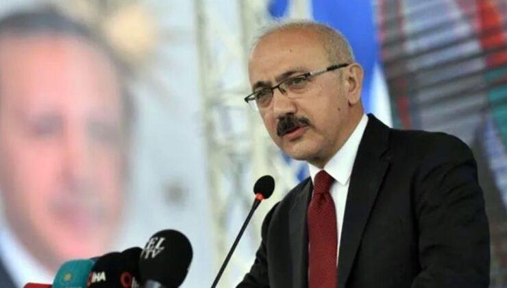 Bakan Elvan: Yıl sonunda yüzde 7 civarı büyüme bekliyoruz