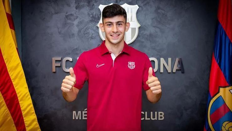 Barcelona, Yusuf Demiri açıkladı