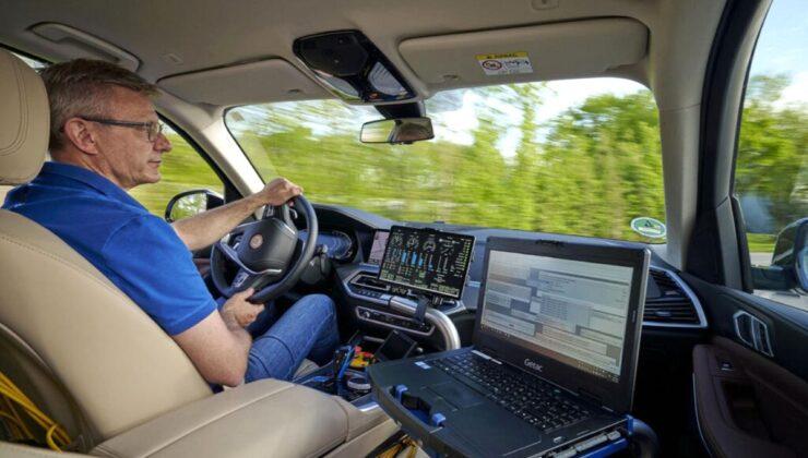 BMW i Hydrogen NEXT'in yol testlerine başlandı