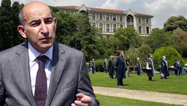 Boğaziçi Üniversitesi Rektörü Melih Bulu'nun 194 gün sonra görevden alınması sosyal medyada gündem oldu