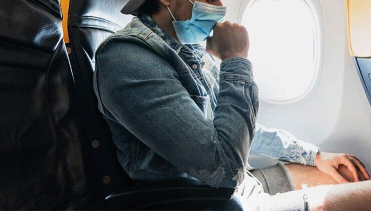 Bu kadarına da pes! Korona testi pozitif çıkınca karısının pasaportunu kullanarak uçağa bindi