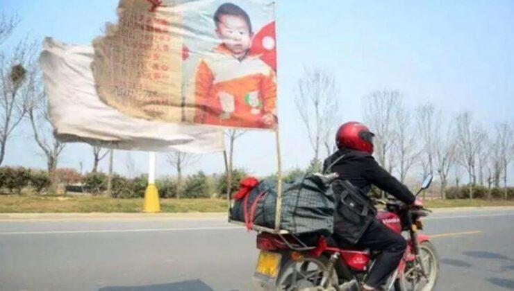 Çinli baba, kaçırılan oğlunu 24 yıl sonra buldu
