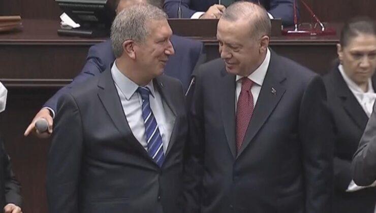 Cumhurbaşkanı Erdoğan, AK Parti'ye katılan belediye başkanına takılmadan edemedi: Diyarbakır gezimizin bereketi oldun