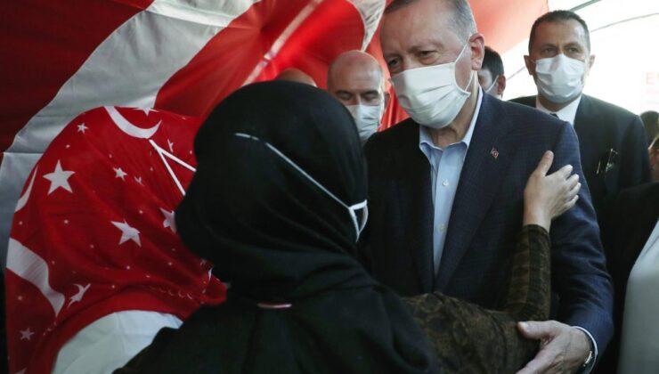 Cumhurbaşkanı Erdoğan, Diyarbakır annesine güzel haberi verdi! 7 yıl önce kaybolan kızı teslim oldu