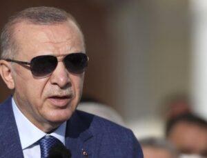 Cumhurbaşkanı Erdoğan'dan AB'ye Kıbrıs tepkisi: Yapacağım konuşma için beni aradılar, bunun iznini sizden alacak değiliz