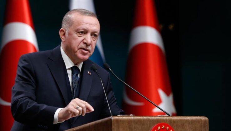 Cumhurbaşkanı Erdoğan'dan bayram mesajı: Aşı olarak bu sinsi tehdide karşı korunmamız şart
