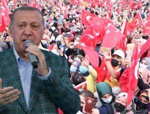 Cumhurbaşkanı Erdoğan'dan seçim mesajı gibi talimat: Kapı kapı dolaşmalarını istiyorum