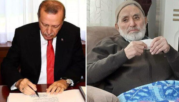 Cumhurbaşkanı Erdoğan'ın affıyla cezaevinden çıkan Madımak katliamı sanığı hayatını kaybetti