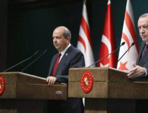 Cumhurbaşkanı Erdoğan'ın Kıbrıs'ta yapacağı tarihi konuşmasını 2 parti protesto edecek