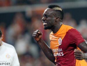 Diagne 200 gün sonra Galatasarayda gol attı