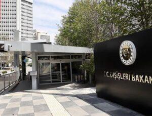Dışişleri, AB Adalet Divanı'nın Almanya'da 2 işletmenin uyguladığı başörtüsü kısıtlamasına verdiği onayı kınadı