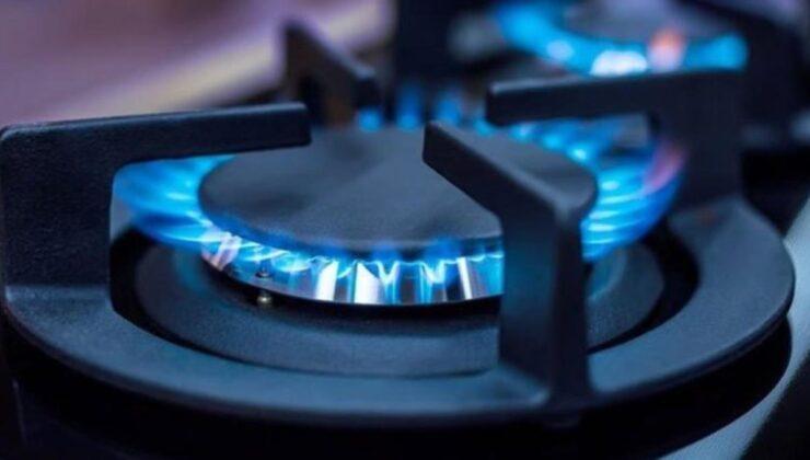 Doğal gaza yüzde 12 zam geldi