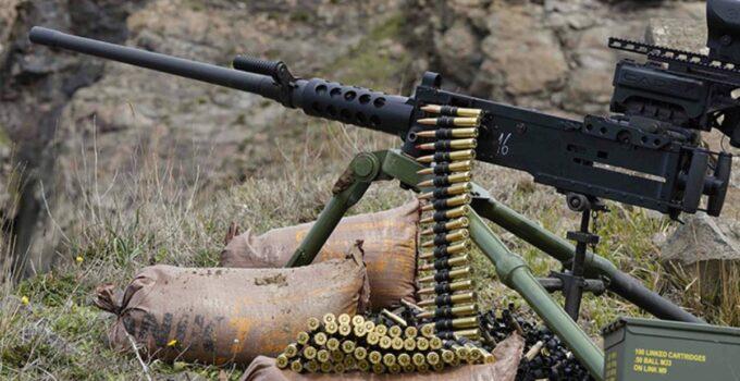 Dünyanın en dayanıklı makineli tüfeği M2, ağustos ayında görücüye çıkıyor