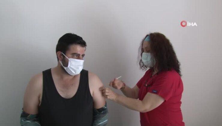 Edirne'de aşı başarısı sonuç verdi