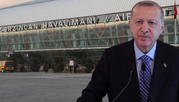 Erzincan Havalimanı'nın ismi 'Erzincan Yıldırım Akbulut Havalimanı' olarak değiştirildi
