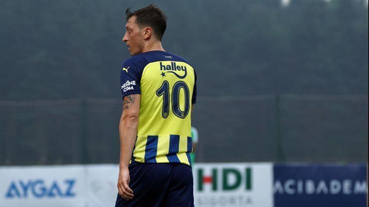 Fenerbahçede yeni 10 numara Mesut Özil