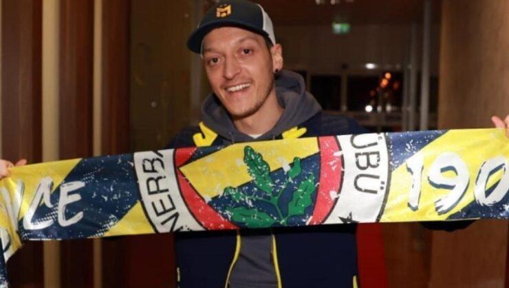 Fenerbahçeliler FIFA 22'nin kapağı için Mesut Özil'i birinci yapsa da EA, Mbappe'yi seçti