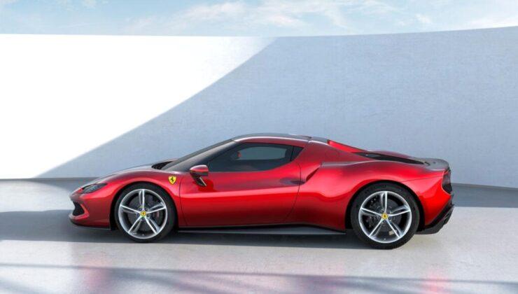 Ferrari'den hibrit atağı: 296 GTB