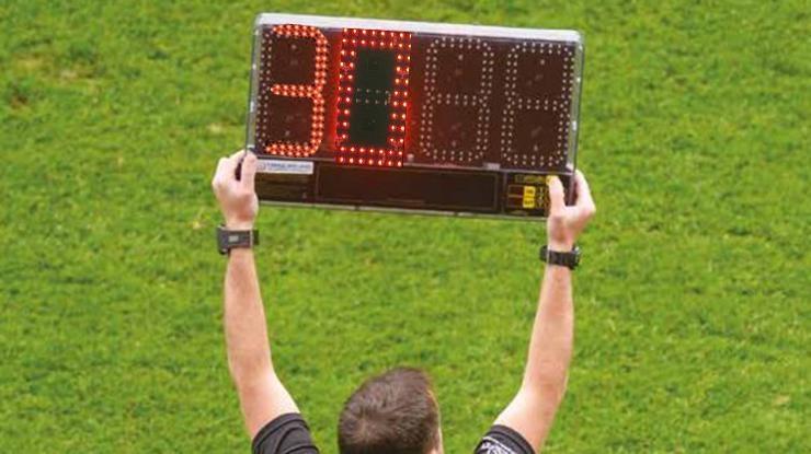 FIFA devrime hazırlanıyor! Devre 45 dakika değil 30 dakika oluyor