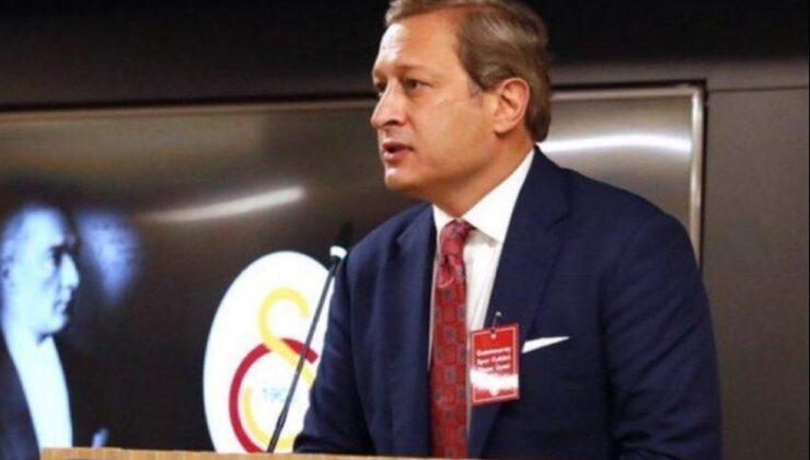 Galatasaray Başkanı Burak Elmas: Yunan makam ve yetkililerinden…