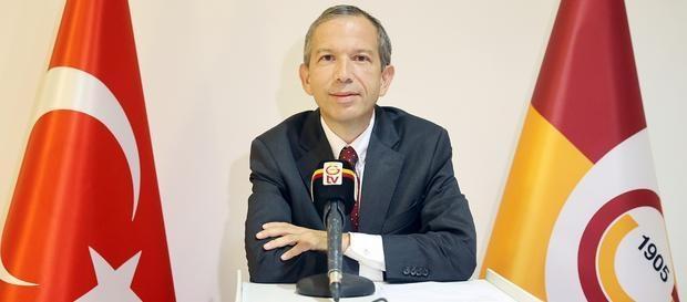 Galatasaray Yönetim Kurulu Sözcüsü Remzi Sanverden Atinada…