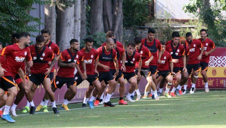 Galatasarayda son dakika! Aris ve Lokomotiv Moskova maçları…