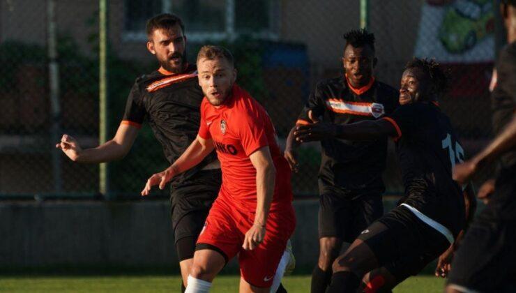 Gaziantep FK – Adanaspor hazırlık maçı sonucu: 0-0